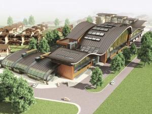 Строительство жилого комплекса «Олимпийская деревня Новогорск. Квартиры» не несет за собой ни какого экологического вреда