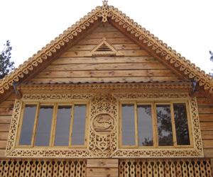 Особенности домов из дерева