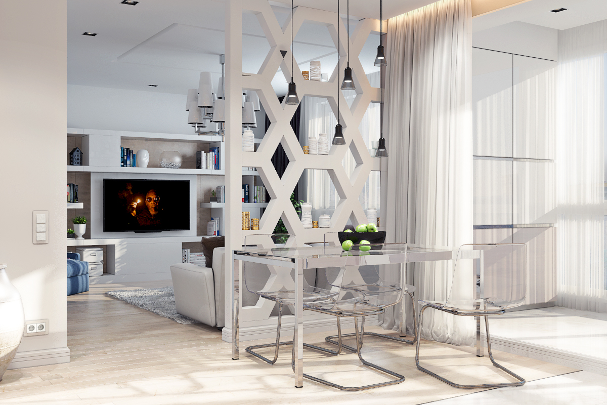 Создание интерьера в новой квартире