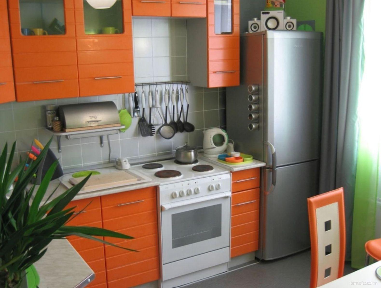 Кухни в хрущевке ремонт