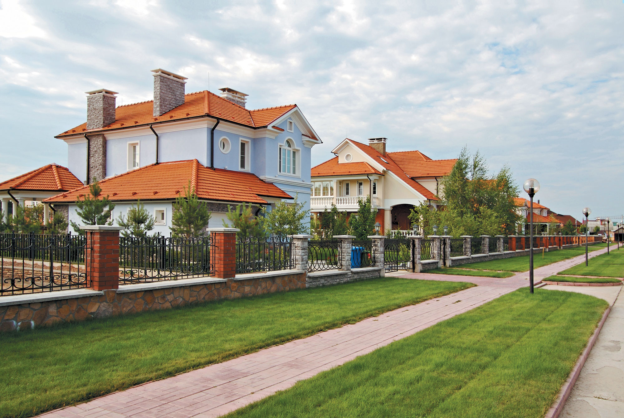Выбрать недвижимость в коттеджном поселке просто