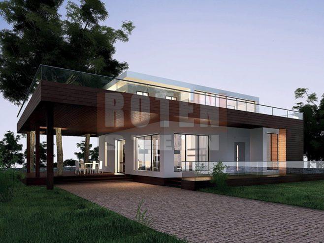 строительство домов типовые проекты